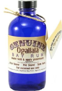 GENUINE OGALLALA BAY RUM