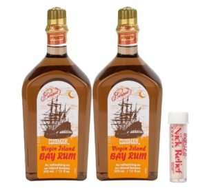 CLUB MAN PINAUD VIRGIN ISLAND BAY RUM
